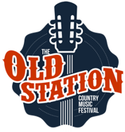 Old Station Country Music Festival Logo